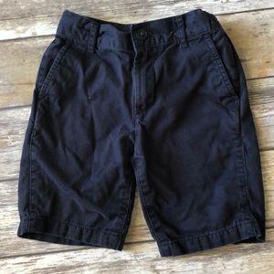 CHILDREN'S PLACE Navy Blue Shorts Size 6